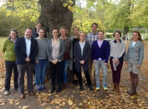 Participants of the FareWellDock meeting in Vejle, Denmark